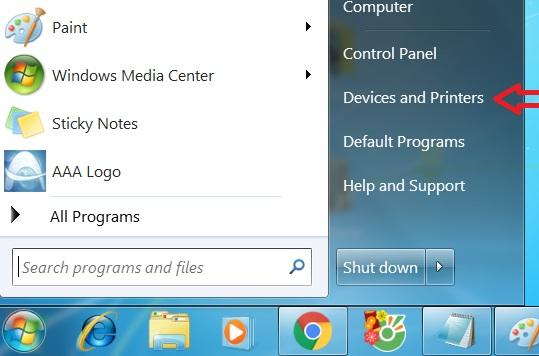 Hướng dẫn cách hủy lệnh in trên máy tính
