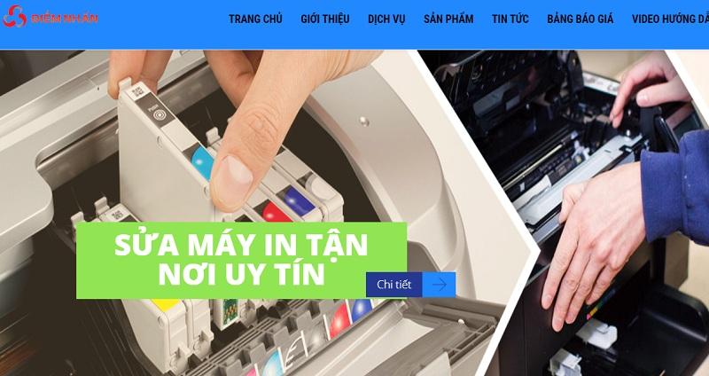 Sửa máy in giá rẻ tại nhà tphcm