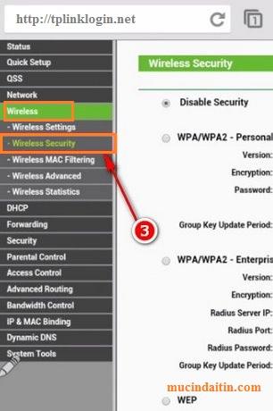 Cách đổi pass wifi trên iphone