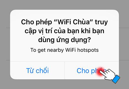 Phần mền bẻ khóa wifi cho iphone ipad