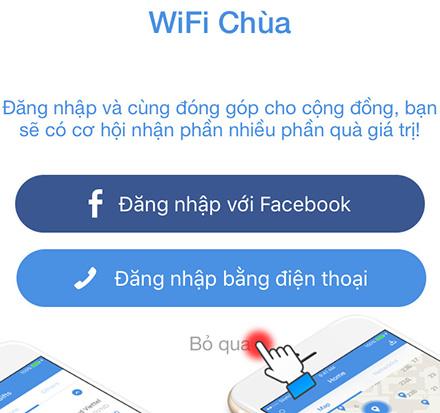 phân mền wifi chùa cho iphone ipad