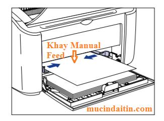 Khay giấy Manual Feed máy in Canon LBP 2900