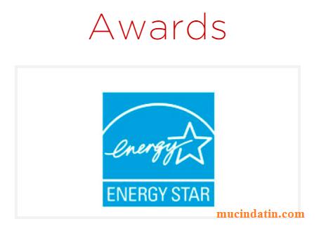 Nhãn giải thưởng tiết kiệm điện năng tiêu thụ