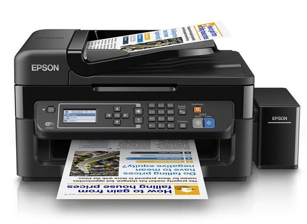 Máy in epson L565 in copy scan