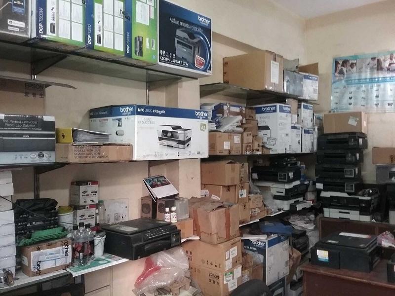 Mực in Đại Tín  - Sửa máy in quận 3 địa chỉ tin cậy