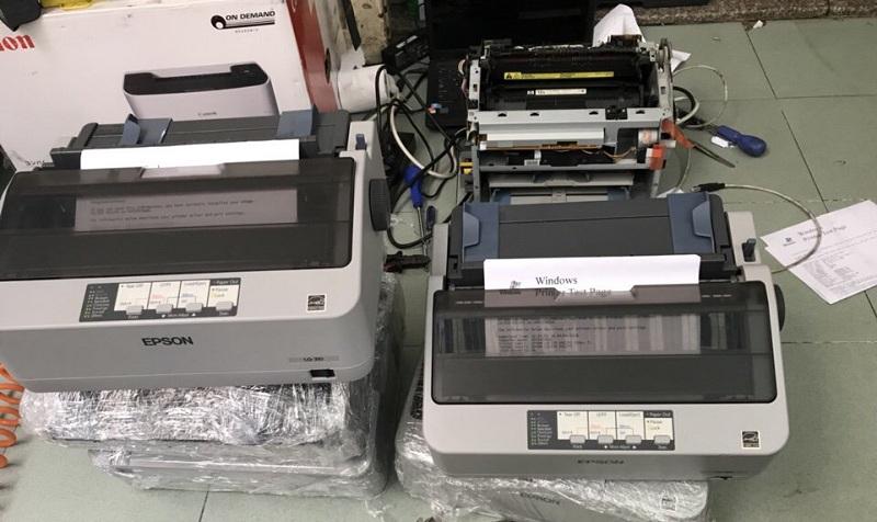 Công ty mực in Đại Tín cung cấp dịch vụ nạp mực máy in quận 7