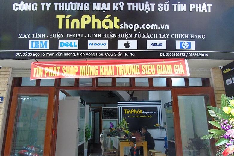 Tín phát địa chỉ thu mua laptop cũ tại Hà Nội