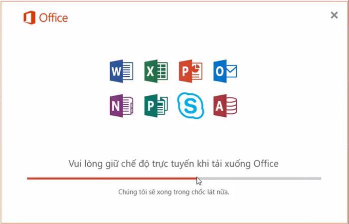 Cài đặt office 365 cập nhật mới nhất