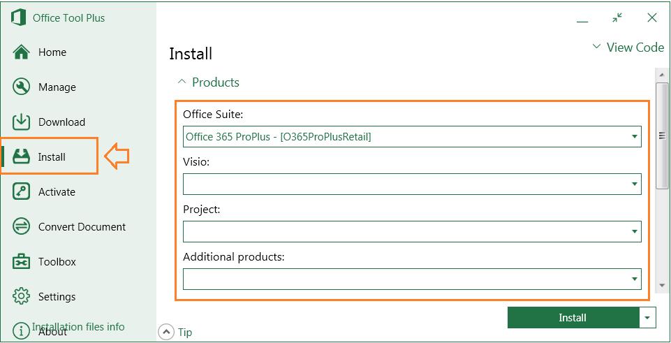 Cách cài mocrosoft office 365 online 1