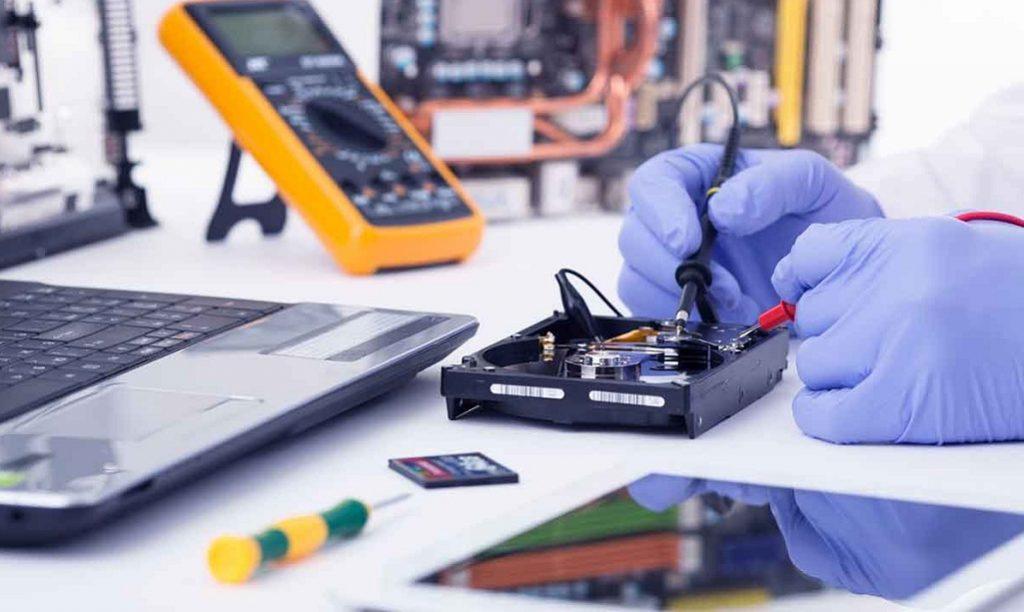 Siêu thị điện máy xanh sửa chữa bảo hành laptop