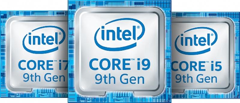 Cấu hình máy tính cpu core i9