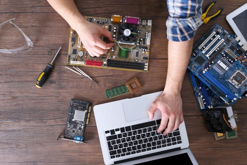 Lợi ích của dịch vụ sửa máy tính laptop tại nhà