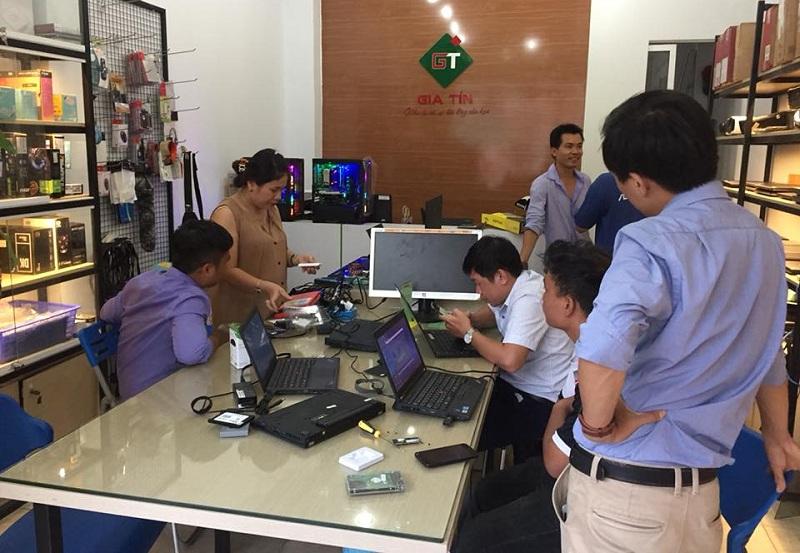 Laptop giá tín chuyên laptop cũ Đà Nẵng