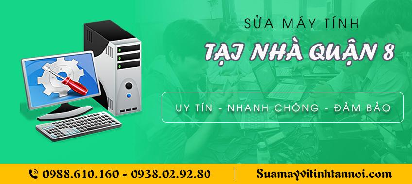 HK computer sửa máy tính tại nhà quận 8