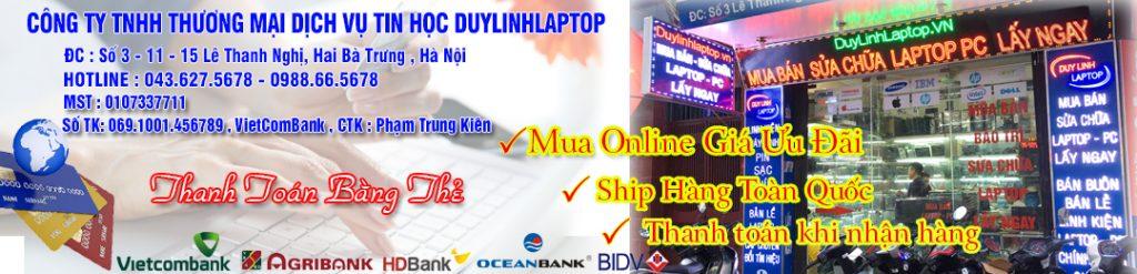 Laptop cũ online giá rẻ tại hà nội Duy linh