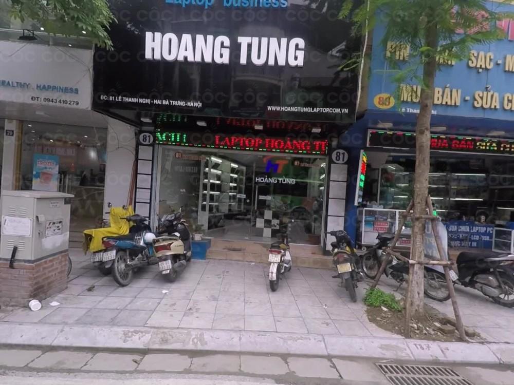 Laptop Hoàng Tùn nơi bán laptop cũ tại Hà Nội