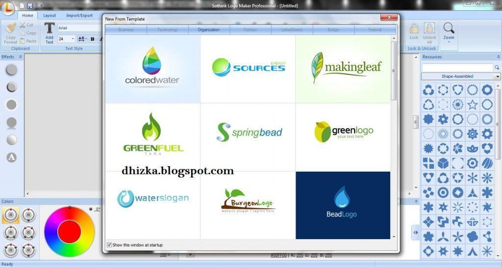 Phần mềm thiết kế logo