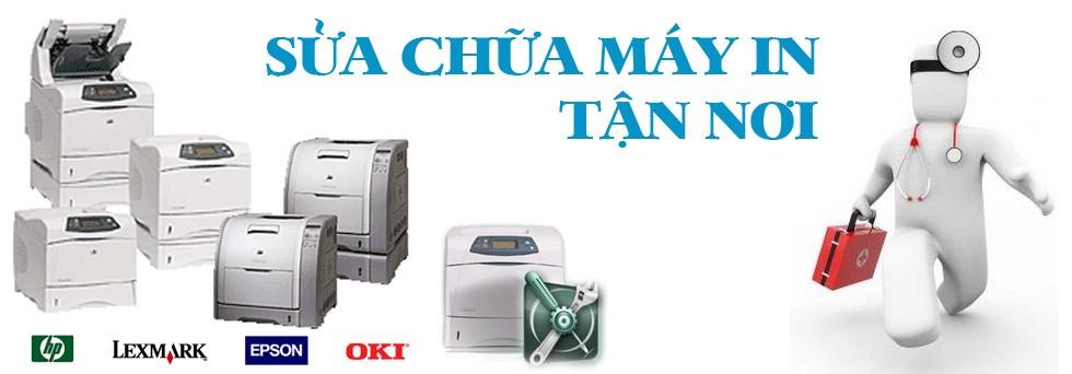Sửa máy in tại nhà tận nơi tại hải phòng