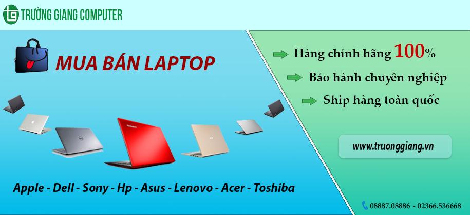 Trường giang computer mua bán sửa chữa laptop đà nẵng