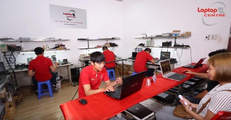Trung tâm laptopcentre địa chỉ sửa chữa uy tín Hà Nội