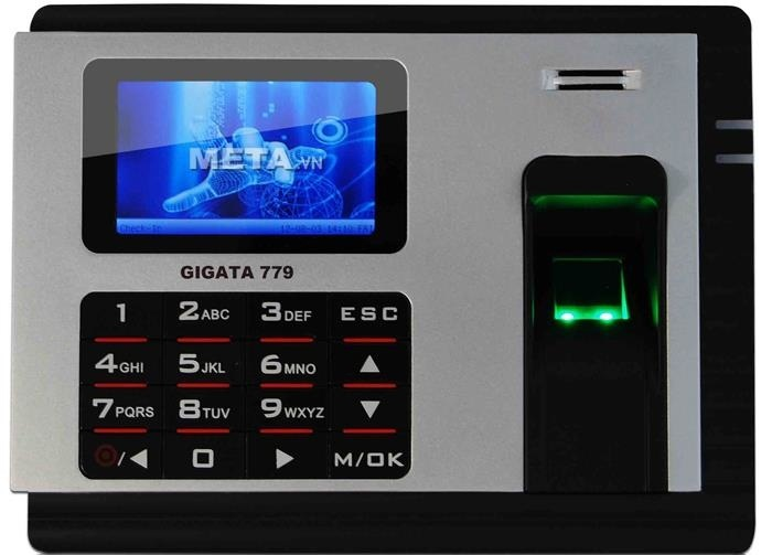 Máy chấm công GiGATA 799A