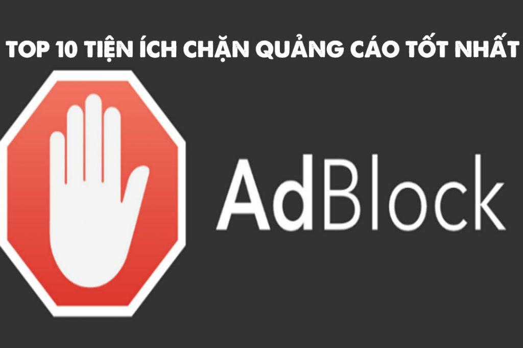 Phần mềm chặn quảng cáo vô cùng tiện ích