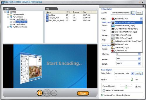 Phần mềm đổi đuôi video