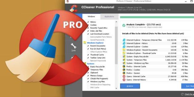Phần mềm dọn dẹp máy tính