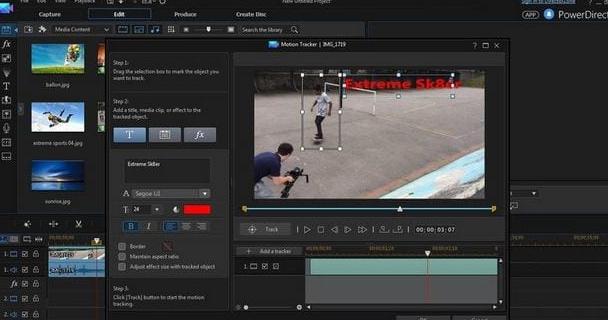 Phần mềm biên tập video chuyên nghiệp mang đến nhiều tính năng vượt trội