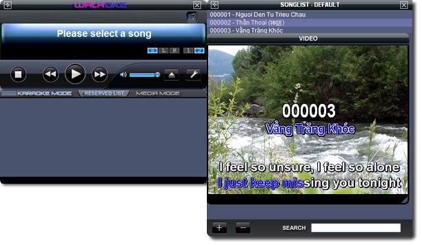 Phần mềm karaoke