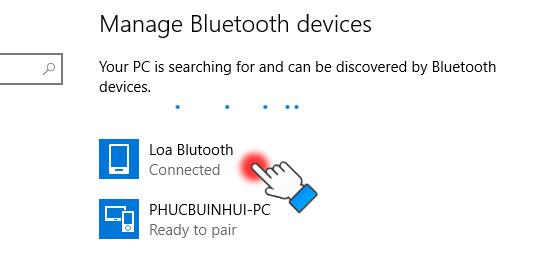 Hướng dẫn cách bật bluetooth trên laptop win 10
