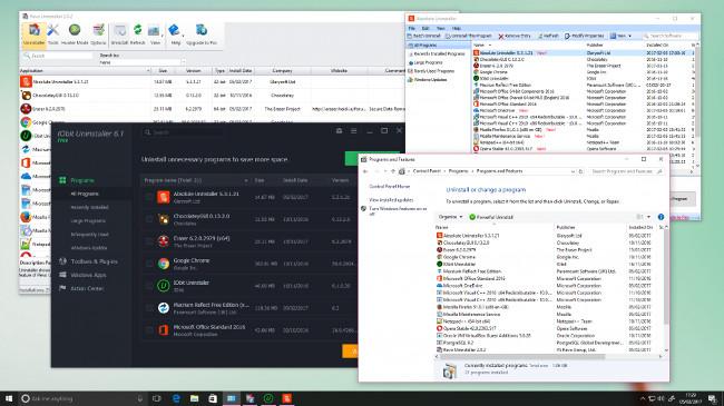 Cách gỡ những ứng dụng cứng đầu trên Windows 10