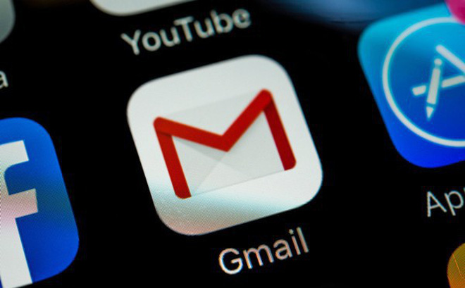 app gmail trên điện thoại
