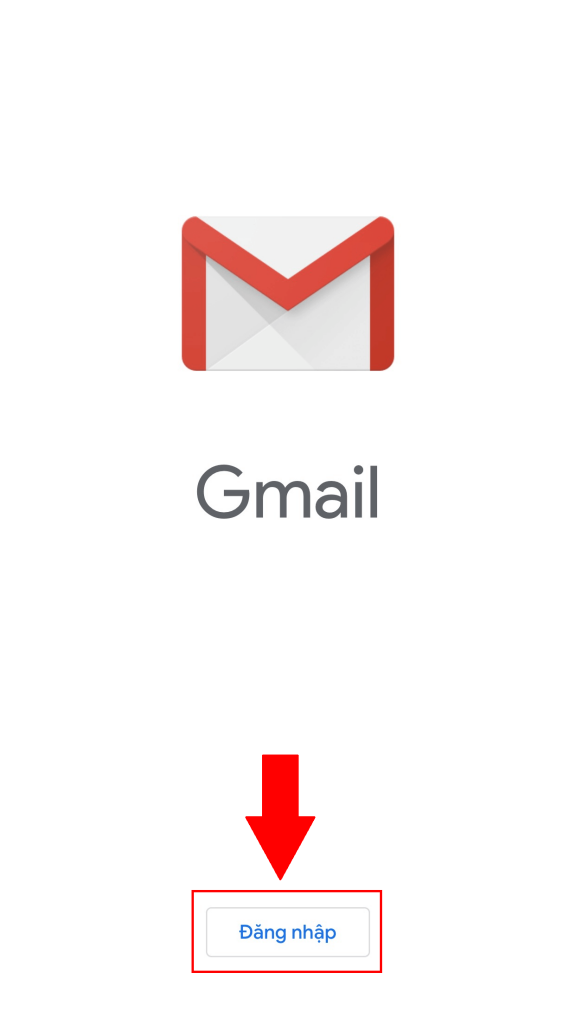 gmail trên điện thoại