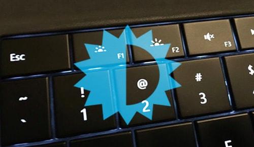 Chỉnh độ sáng màn hình win 10 bằng phím tắt là cách nhanh chóng nhất.