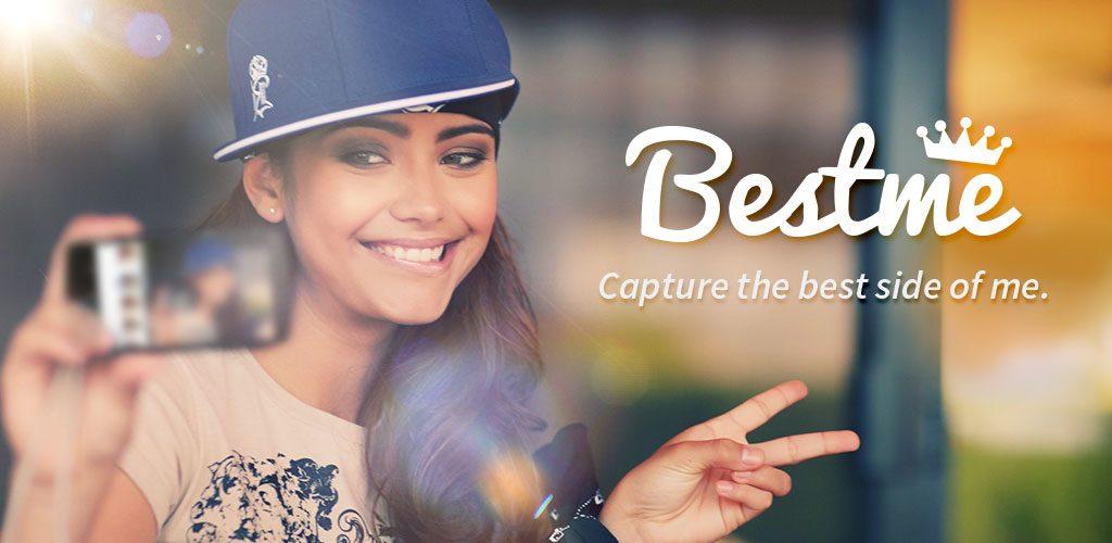 Phần mềm chụp ảnh đẹp sẽ giúp bạn tự tin hơn khi selfie.