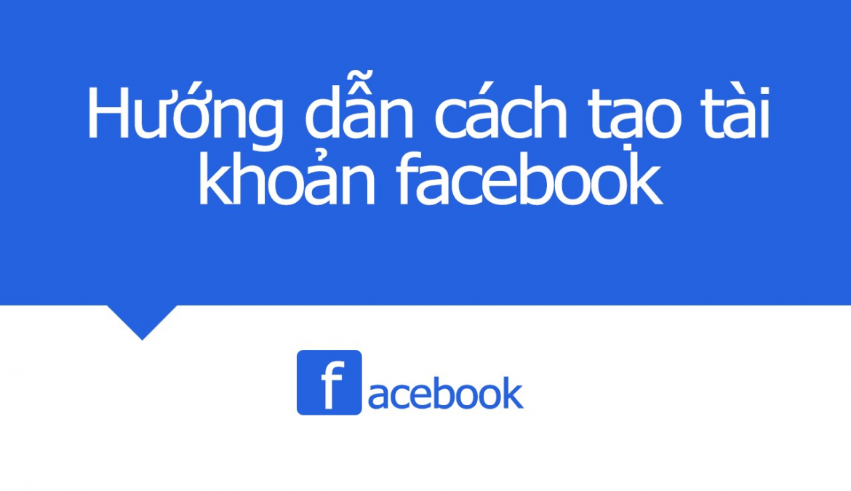 tạo tài khoản facebook