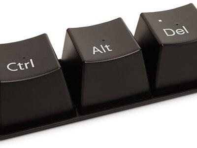 Nhấn Ctrl + Alt + Del