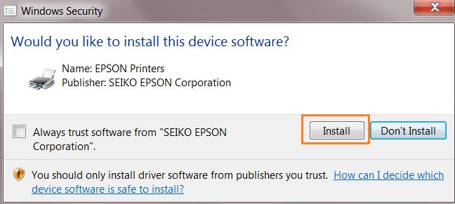 Cách cài đặt máy in epson 1390 để in ảnh từ máy tính