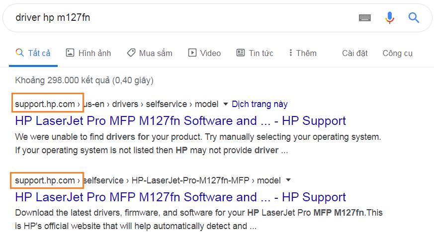 Download driver hp m127fn win 7 64bit