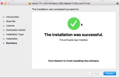 Driver usb wifi tp link cho macbook