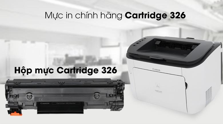 Hộp mực máy in Canon 6230dn 326 hoặc 78a