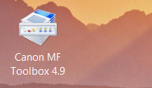 Phần mềm scan canon mf toolbox