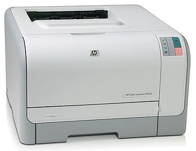 Máy in màu laser HP CP1215