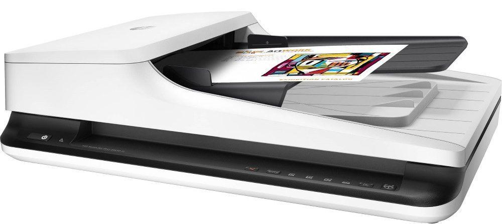 Máy scan 2 mặt HP 2500 F1